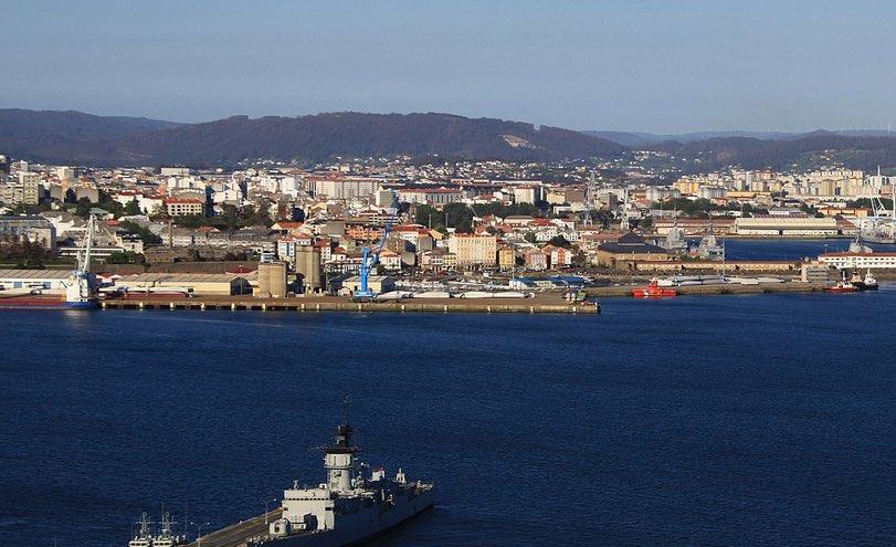 Ogmios participará en en las obras de acceso ferroviario del Puerto de Ferrol