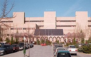 Farmacia del Hospital Universitario Getafe (Madrid)