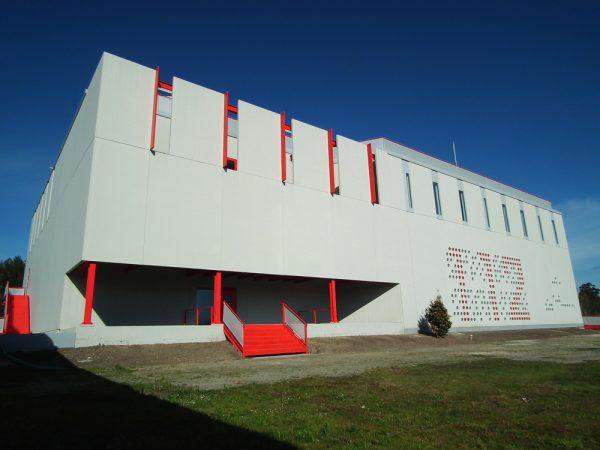 Agencia de Emergencias de Galicia A Estrada (Pontevedra)