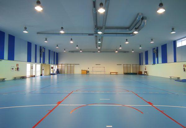 Reforma del Polideportivo CEIP nº1 Cervo (Lugo)