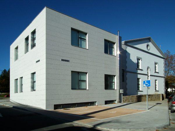 Centro de Salud de Serantes Ferrol (A Coruña)