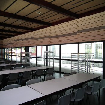 Edificio Comedor y Cocinas Colegio Peñarredonda A Coruña (A Coruña)