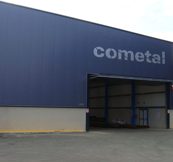 Nuevas Instalaciones Cometal Silleda (Pontevedra)