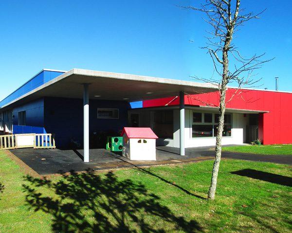 Reforma y Ampliación Escuela Infantil Laracha (A Coruña)
