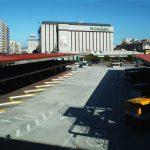 Repavimentación Estación de Autobuses A Coruña (A Coruña)
