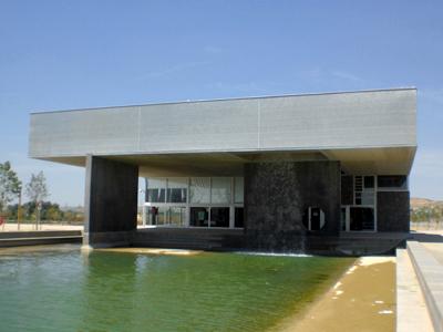 Edificio Cabecera del Canal Expoagua 2008 Zaragoza