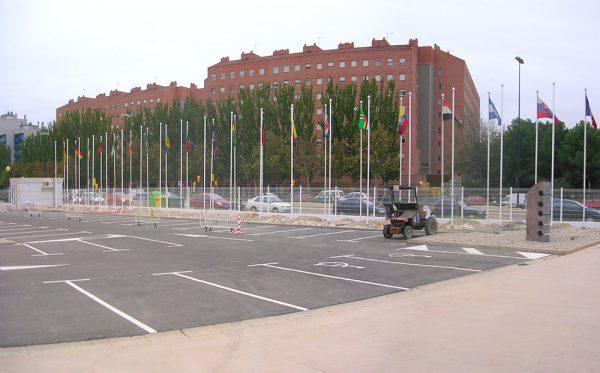 Urbanización y Equipamiento Expoagua 2008 Zaragoza