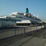 Pavimentación Muelle de Transatlánticos Puerto de A Coruña
