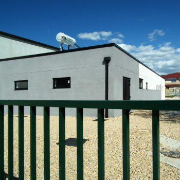 Pabellón Polideportivo Municipal A Veiga (Ourense)