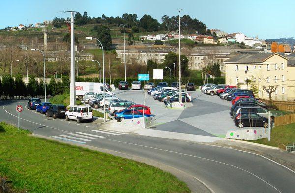 Urbanización Entorno Palavea A Coruña (A Coruña)