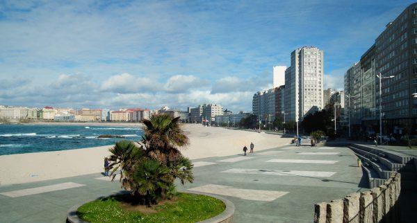 Mejora accesibilidad-Playa de Riazor A Coruña (A Coruña)