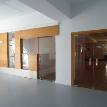 Reforma Universidad Senior Campus Riazor A Coruña