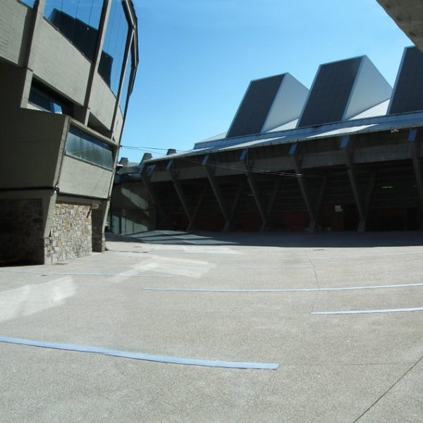 Urbanización y acondicionamiento acceso instalaciones Estadio de Riazor A Coruña (A Coruña)