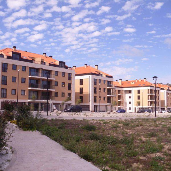 85 Viviendas Playa de Osmo - Fase 1 Corme (A Coruña)